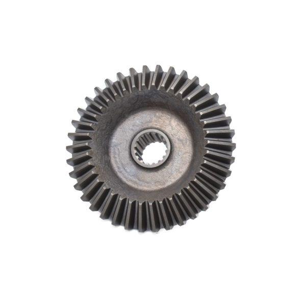 Gear 4WD front axle Iseki TE3210 Concerns original iseki part! Original part number: 1480-434-012-10 148043401210 Dimensions: Teeth: 38 pcs