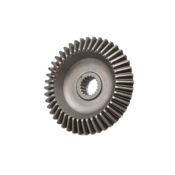 Gear 4WD front axle iseki 3025 Concerns original iseki part! Original part number: 1444-413-015-10 144441301510 Dimensions: Teeth: 44 pcs