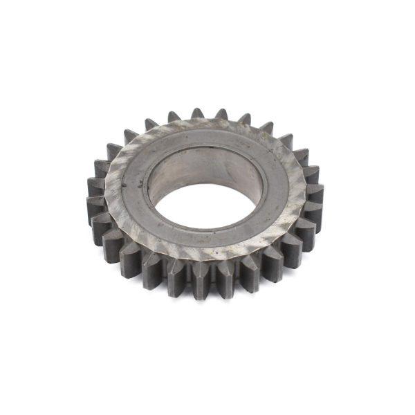 Gear for Iseki Concerns original Iseki part! Original part number: 1636-221-001-10 163622100110 Dimensions: Teeth: 27 pcs Diameter hole: 41mm