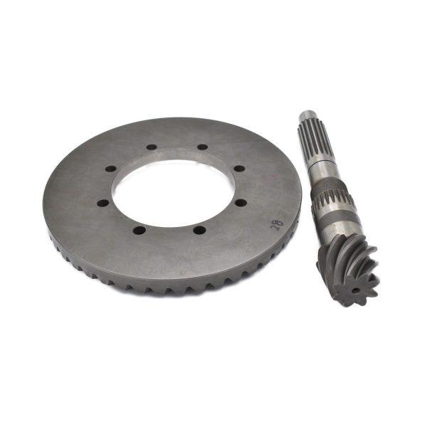 Gear + shaft differential gearbox Iseki TJ75 Concerns original Iseki part! Original part number: 1719-301-200-10 171930120010