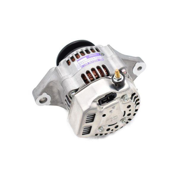 Alternator Iseki: SF235 TG5390 TG5470 TG6000 TG6405 TG6495 6281-200-015-00 628120001500 Diameter Pulley: 74mm