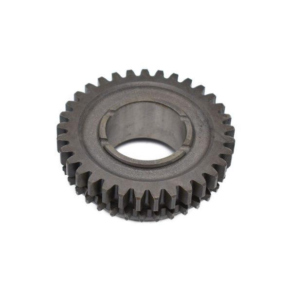 Sprocket gearbox Iseki TG TG5330 TG5390 TG5470 Concerns original Iseki part! Original part number: 1742-214-003-10 174221400310 Dimensions: Teeth: 33 pcs