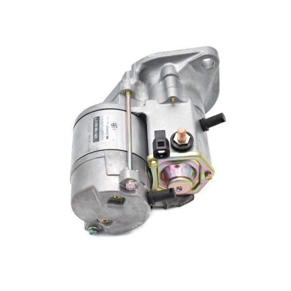 Starter motor for Iseki: TF21 TF23 SF303 SF310 SF330 SF333 SF370 TM3265 TH4260 TH4290 TH4330 Concerns original Iseki part! Original part number: 6281-100-002-20 628110000220