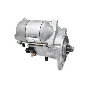 Startmotor voor Iseki: TF21 TF23 SF303 SF310 SF330 SF333 SF370 TM3265 TH4260 TH4290 TH4330 Betreft origineel Iseki onderdeel! Origineel onderdeel nummer: 6281-100-002-20 628110000220
