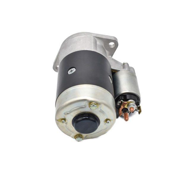 Starter motor for Iseki: 3015 3020 3030 TE3210 TE4270 TE4350 Original part number: 6581-100-205-00 658110020500