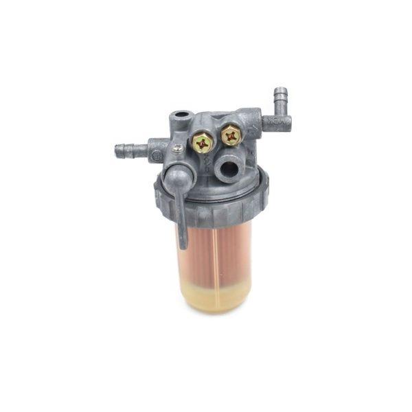 Brandstoffilter houder + filter voor Iseki Origineel onderdeel nummer: 1509-105-210-00 150910521000