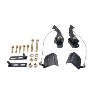 Hook system set for collector Iseki SXG Original part number: 8664-359-200-00 866435920000