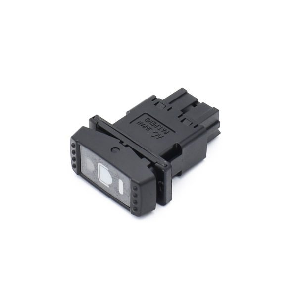 Switch for the dashboard Iseki SF438 / SF450 This is an original Iseki part! Original part number: 1809-670-270-00 180967027000
