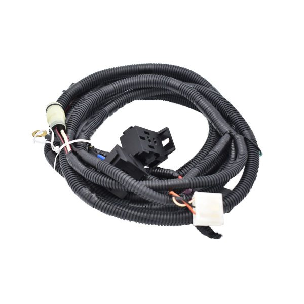 Cable harness for collection tray SBC400 This is an original Iseki part! Original part number: 8671-657-200-10 867165720010