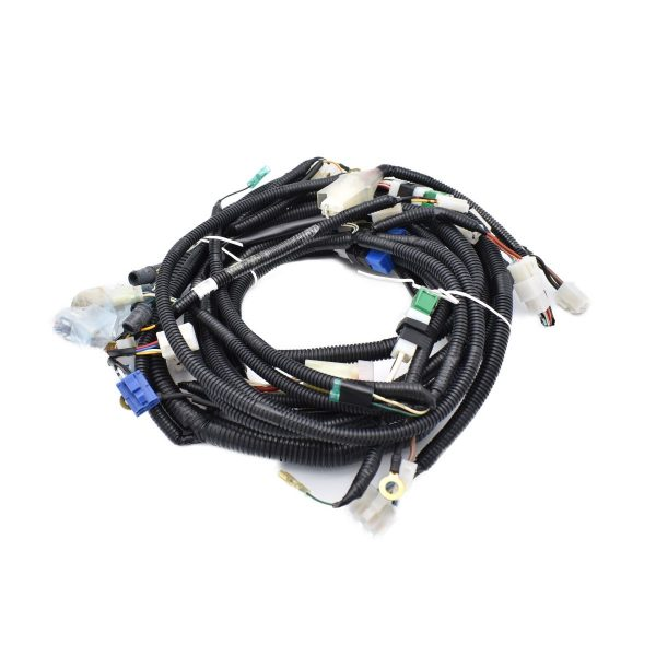 Wiring harness for Iseki This is an original Iseki part! Original part number: 1782-690-200-30 178269020030 Cable harness for Iseki This is an original Iseki part! Original part number: 1782-690-200-30 178269020030