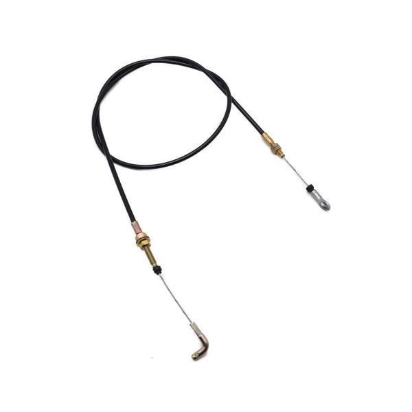 Throttle cable for Iseki SZ330 Original part number: 1752-117-210-00 175211721000