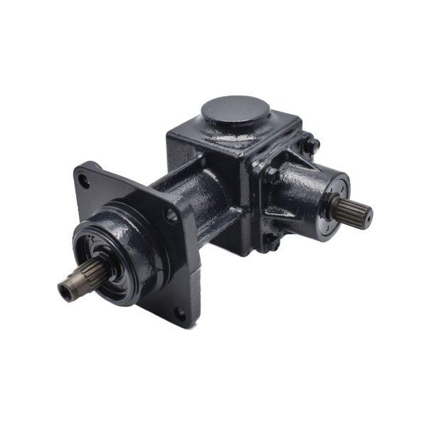 Angle gearbox for Iseki mowerdeck SCMA40 Original part number: 8670-201-270-00 867020127000