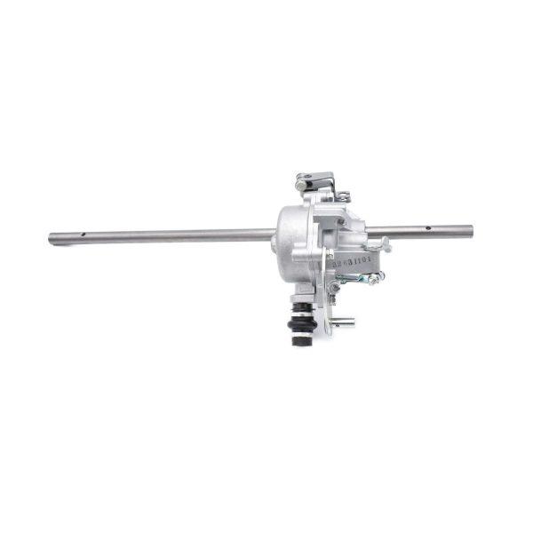 Gearbox for Iseki mower Concerns original Iseki part! Original part number: 7066-710-083-26 706671008326 Number on gearbox: 32631101