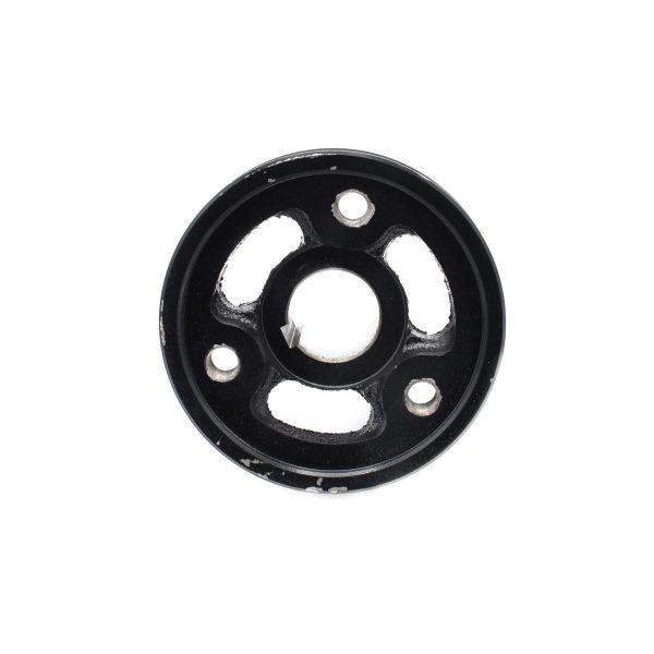 Crankshaft pullwy Iseki 3130 SF300 SF330 Concerns original Iseki part! Original part number: 6212-371-017-00 621237101700
