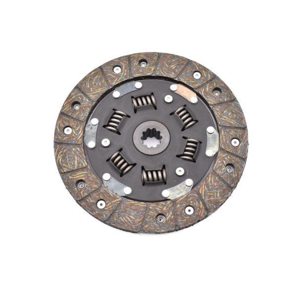 CLUTCH DISC FOR YANMAR YM, F, Yanmar YM: YM disc: 180mm Diameter axle hole: 20mm Splines: 10 pcs F14 F15 F16 Yanmar