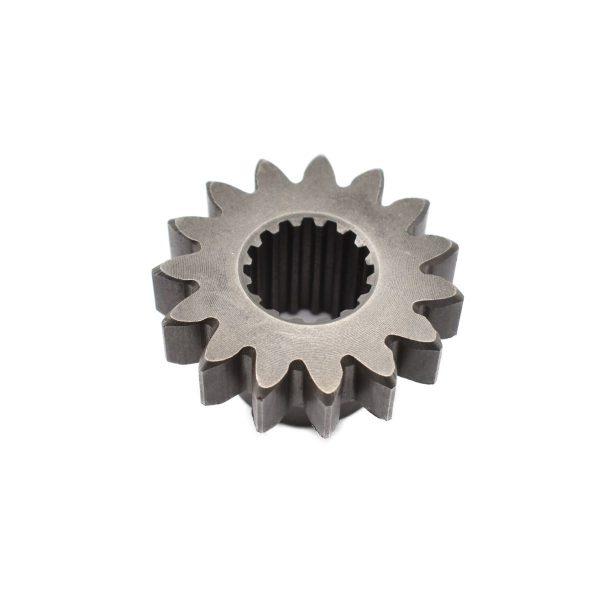 GEAR FOR KUBOTA Kubota: B6001 B7000 B7001 Dimensions: Teeth: 15 pcs Splines: 16 pcs 66611-14252