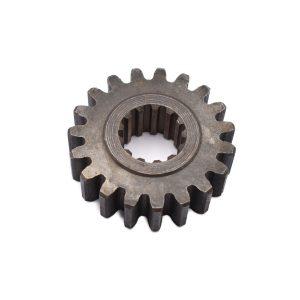 Afmetingen: Tanden: 19 stuks Splines: 13 stuks Diameter uitwendig: 62mm Diameter inwendig: 26mm Dikte: 20mm