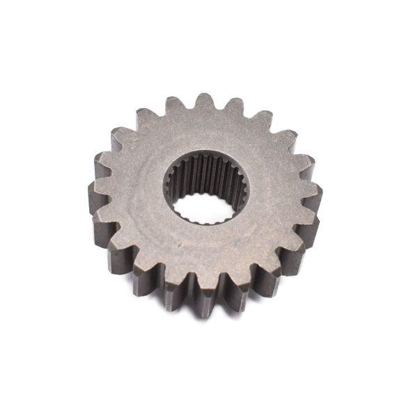 GEAR FOR KUBOTA Kubota: B5000 B5001 Dimensions: Teeth: 20 pcs Splines: 24 pcs 6662114731 / 66621-14731 / 66621-1473-1 6662114651 / 66621-14651 / 66621-1465-1