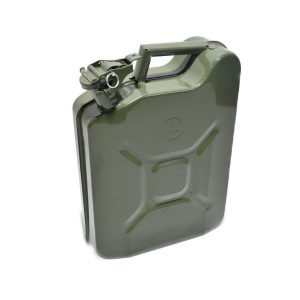 Metal Jerrycan 10 liters