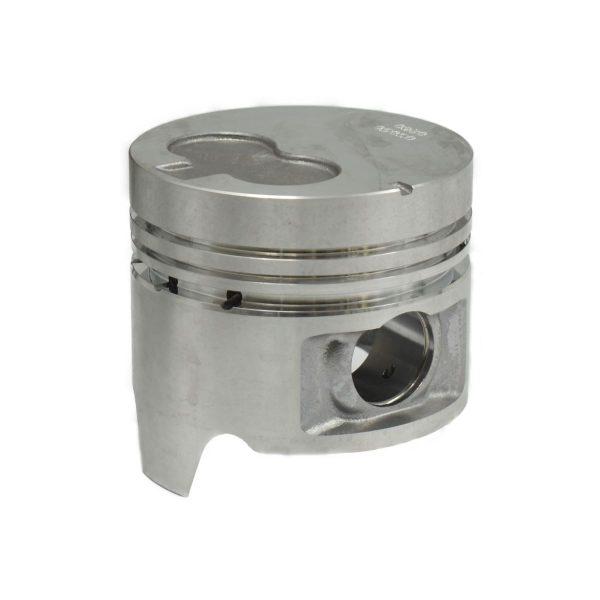 Piston Iseki 0.5mm oversize Iseki 6212-114-026-00 621211402600 Diameter: 84mm