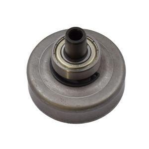 CLUTCH FOR ISEKI IAX TYPES Original part number: 7066-710-341-44 706671034144 Concerns original Iseki part! Dimensions: Diameter: 82mm Diameter bearing: 40mm