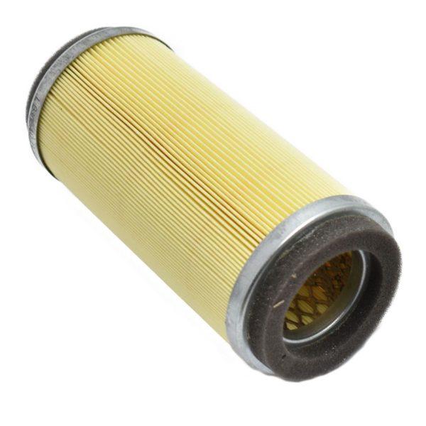 AIR FILTER KUBOTA ASTE, B52 (NOTE: MULTIPLE TYPES! BC45) Kubota Aste: A15 A17 A19 A155 A175 A195 Kubota B: B52 Dimensions: Length: 166mm Diameter external: 83mm Diameter internal: 45mm
