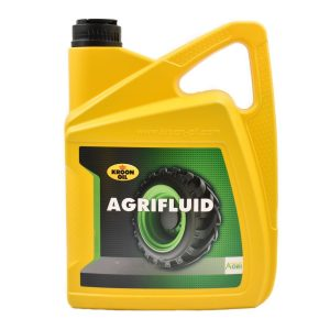 """Universal hydraulic and transmission oil (Swingarm oil) Extra info: Universal hydraulic and transmission oil Content: 5 liters Application: Specially developed for lubrication of hydraulic and transmission systems of """"mini"""" tractors"""