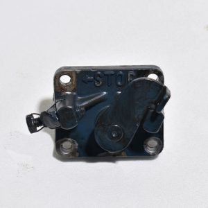 Fuel pump stop Kubota B1600 (Engine type: D950)