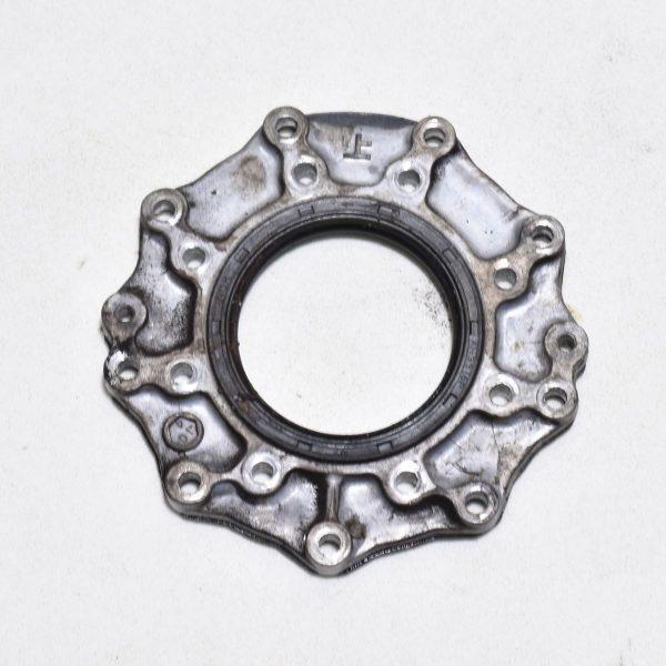 Crankshaft oil seal holder Kubota B1600 (Engine type: D950)
