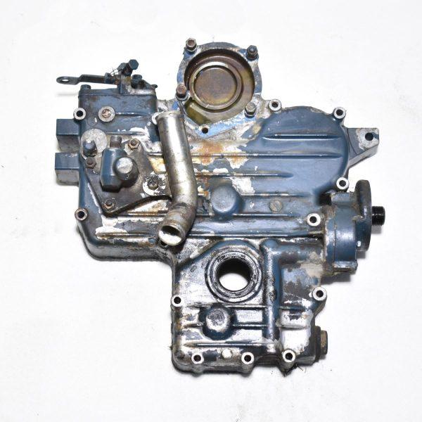 Distribution cover Kubota B1600 (Engine type: D950)