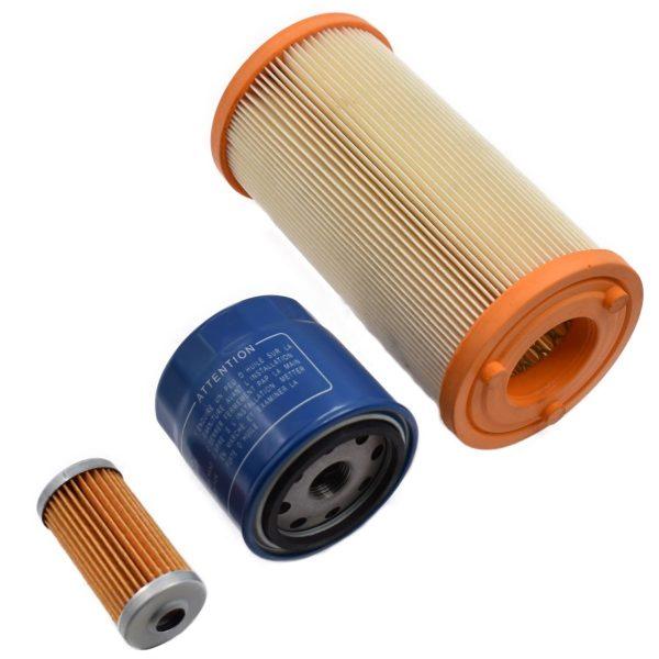 Filter set Iseki TH20, TH22, TH24
