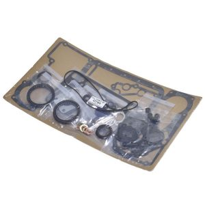 GASKET SET KUBOTA D750 set contains: (such as) HEAD gasket Intake + exhaust gasket Distributiongasket Klep seals Crankshaft seal front en rear Crankshaft case gasket ect. Kubota met D750 motor: B1200 B7001
