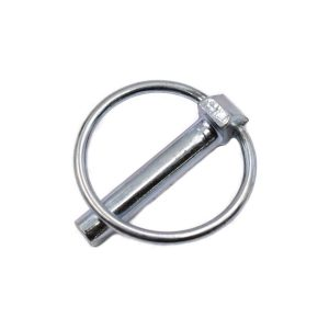 LINCH PIN 9MM Dimensions: Diameter: 9mm Lengte: 45mm Worklength: 36mm