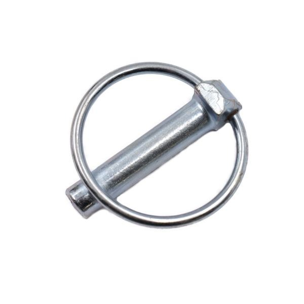 LINCHPIN 10MM dimensions: Diameter: 10mm Length: 45mm Worklength: 36mm