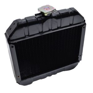 15231-7206-2 / 15231-72062 / 1523172062 RADIATOR KUBOTA B6000 Kubota: B6000 Dimensions: Width: 365mm Height: 370mm (without the filler cap) Thickness: 75mm Connection at the top: 28mm Connection at the bottom: 28mm Including overpressure hose