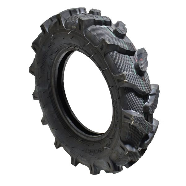 TRACTORTIRE 5.00X12 Extra information: Tractor profile Price per piece note use eappropriate size rear tires: ! (This in connection with the preliminary 4 × 4) dimensions: wide: 5 inch Diameter RIM: 12 inch Totale height: 57 cm Hinomoto, Iseki, JCB, Kubota, Mitsubishi, Overige merken, Shibaura, Yanmar mini tractor