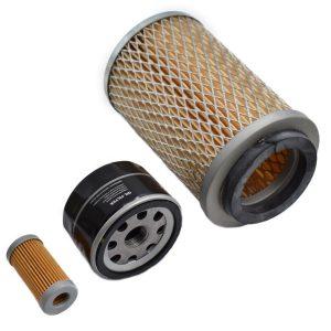 Filterset Suzue M1503, M1803, M2001 Suzue: M1503 M1803 M2001 content set: 1x Fuelfilter 1x Oilfilter 1x Airfilter