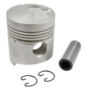 5681-211-1056-1 / 5681-211-105-61 / 568121110561 Piston Iseki TS1610, TS1910, TS2205, TS2210, TS2510, 2AA1, 2AB1 Iseki TS: TS1610 TS1910 TS2205 TS2210 TS2510 Engine: 2AA1: 2AB86mm Dimensions: Diameter Includes pin Includes 2x retaining clip
