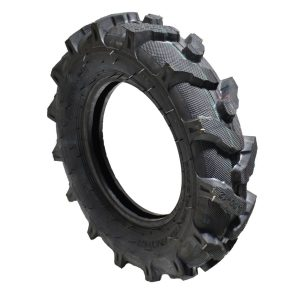 Tractortire 6.00x12 Extra information: Tractor profile Price per piece Note: use eappropriate size rear tires (This in connection with the preliminary 4 × 4) Dimensions: Width: 6 inch Diameter rim: 12 inch Total height: 57 cm