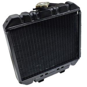 Radiator Kubota B1400, B1402, B1500, B1502 Kubota: B1400 B1402 B1500 B1502 15541-7206-2 / 15541-72062 / 1554172062