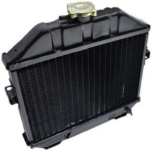 Radiator Iseki TX1300 (E269 engine) Iseki TX: TX1300 (E269 engine) 1427-102-210-00 142710221000 142710221000 / 1427-102-210-00 / 1427-102-2100-0