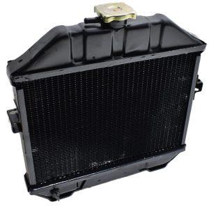 Radiator Iseki TX1000, TX1210 Iseki TX: TX1000 TX1210 1428-101-210-00 / 1428-101-2100-0 / 142810121000