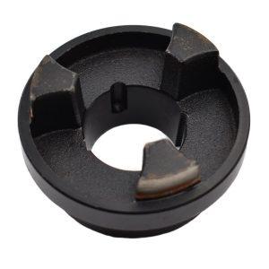 Flens koppeling Iseki SBCF500L Iseki: SBCF500L Origineel onderdeel nummer: C1554006 Betreft origineel Iseki onderdeel! Afmetingen: Diameter uitwendig 85mm Diameter inwendig: 35mm